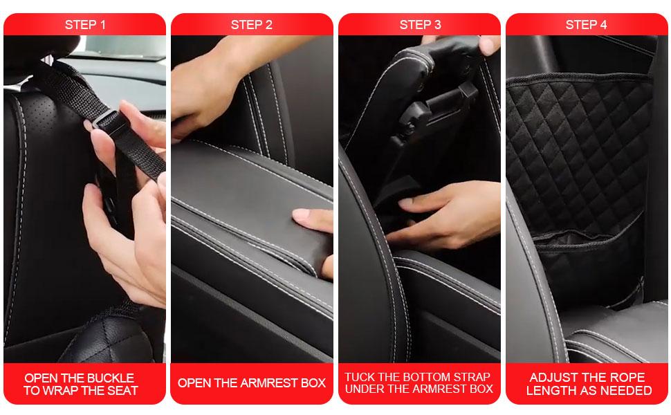 Car Pocket Handbag Holder,