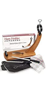 Amazon.com: Ham Carving Knife with Honing Steel and Ham ...