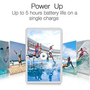 Tablet 10.1 Inch Android 9.0 3G Phone Tablets with 32GB ROM Dual Sim Card 2MP+ 5MP Camera, WiFi, Bluetooth, GPS, Quad Core, HD Touchscreen, Support 3G Phone Call(Silver) 46626488 2b07 4d14 a309 845d09fb89bd