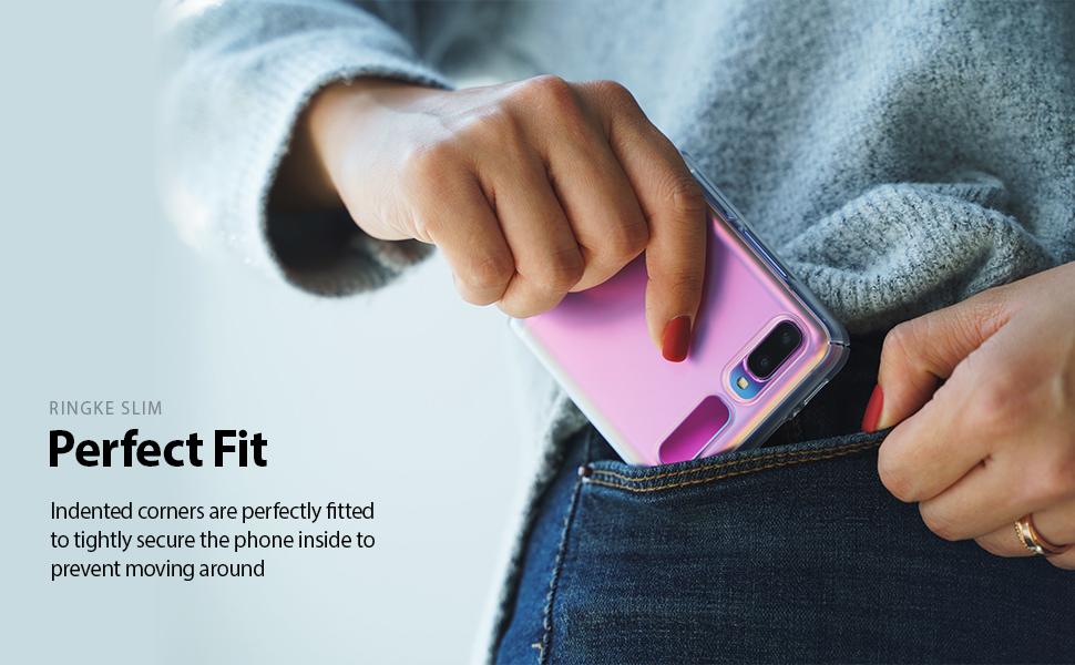 Ringke Slim Case σχεδιασμένο για Galaxy Z Flip (2020)