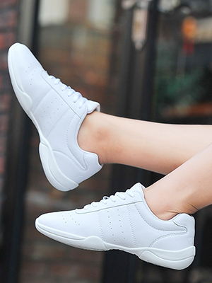 womens cheerleading shoes kids woman tennis sport training athletic shoes size 8 woman leather shoe