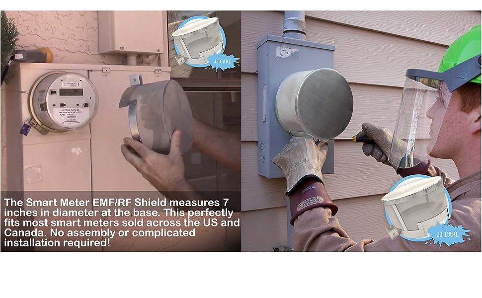 Smart Meter Cover