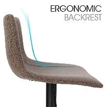 Ergonomic Backrest