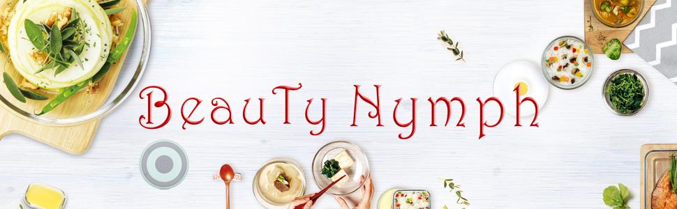 Beauty Nymph Mini Electric Food Chopper Vegetable Garlic Chopper Mincer Blender Kitchen Gadgets