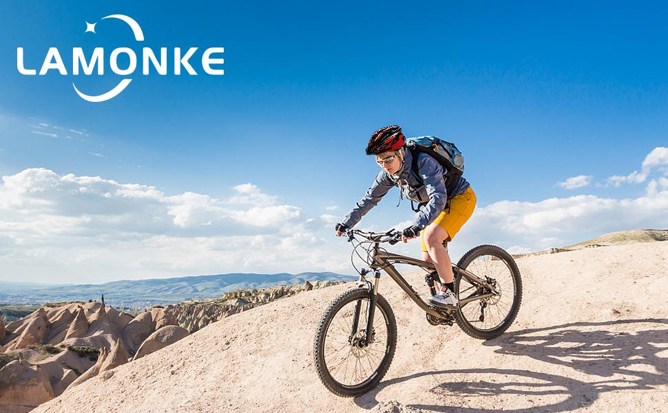 Blue Helmet visor Cycling Mountain Bike Bicycle Helmet bike ED New Free ship