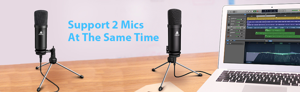 USB MICROPHONE SET