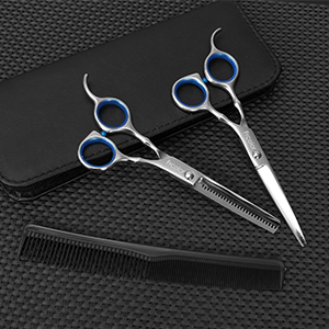 Hair cutting scissors 3
