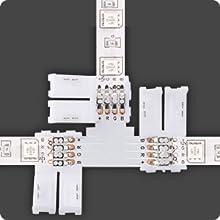 led connectors for light strips