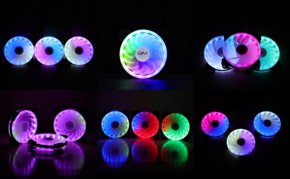 led-fan-effects