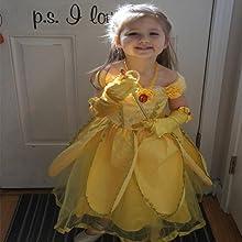Princess Dress Up Party Costume