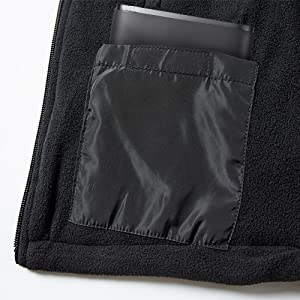 inner battery pocket