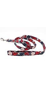 flower dog leash