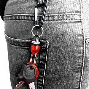 Magnetic Keychain Showcase