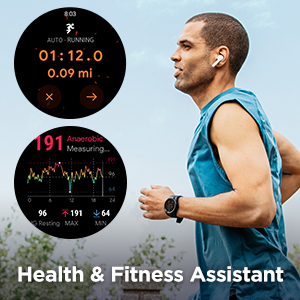 health and fitness assistant
