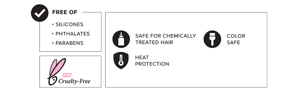 living proof, paraben-free, cruelty-free, silicone-free, shampoo, color safe, sulfate-free