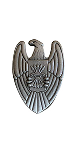 gemolandia broches llaveros parches logo iconos fandom frikis bélicos históricos patria emblema