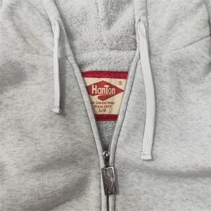 zipper and drawstring