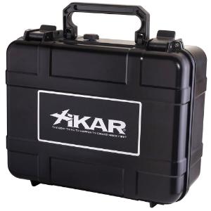 xikar 250Xi travel humidor 40 portable waterproof crushproof cigar accessory