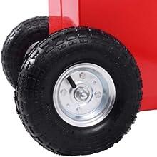 Flat Free Heavy Duty Wheel