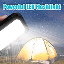powerful LEDflashlight