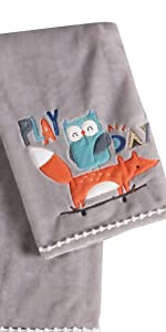 Play Day blanket levtex baby woodland