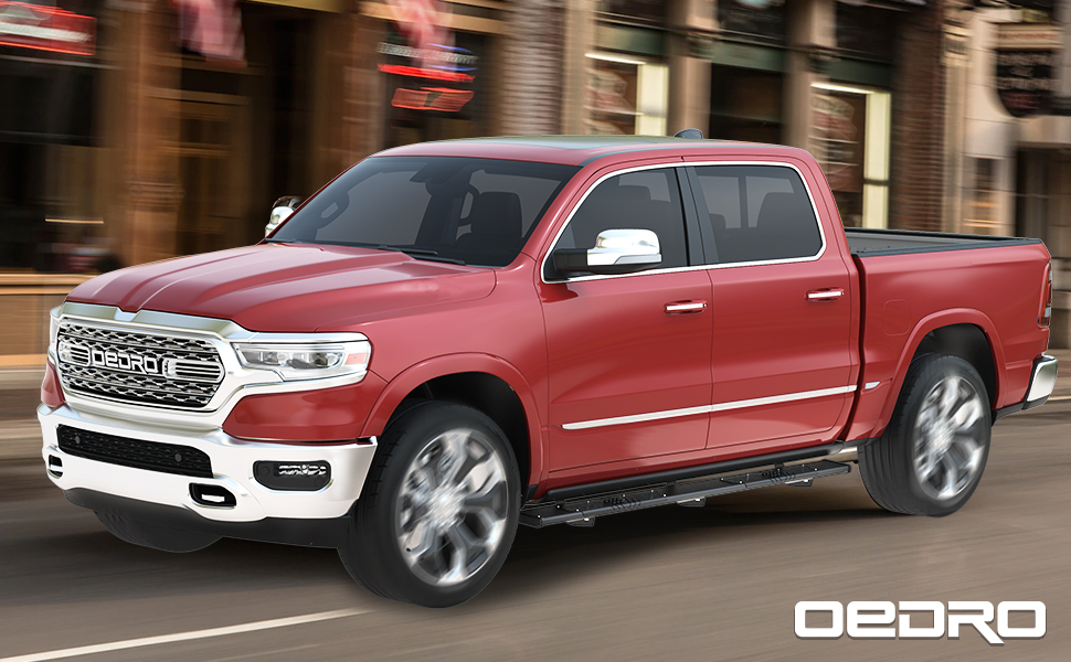 """Amazon.com: OEDRO 6.5"""" Running Boards Compatible with 2019"""