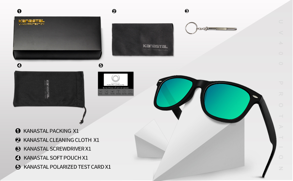 polarized uv protection sunglasses