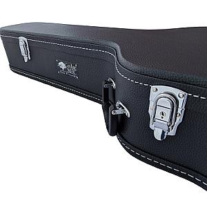 guitar rifle case hazard battle axe shaped padded ar cases for rifles gun hard discreet concealment