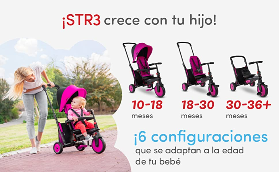 STR3 Rojo