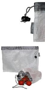 reusable produce bags mesh jewlery bag