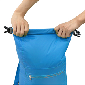 Roll top down dry bags