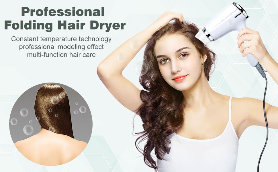 travel hair dryer home hair dryer travel blow dryer portable hair dryer bathroom hair dryer hotel