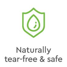 Puracy Natural Baby Shampoo & Body Wash - Citrus Grove Refill - Naturally tear-free & safe