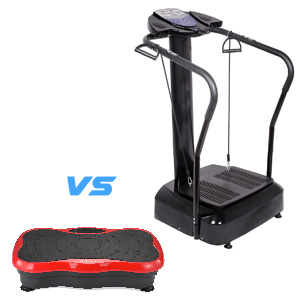 Whole Body Vibration Exercise Machine