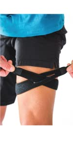 IT Band Strap for tight muscles quad hamstring