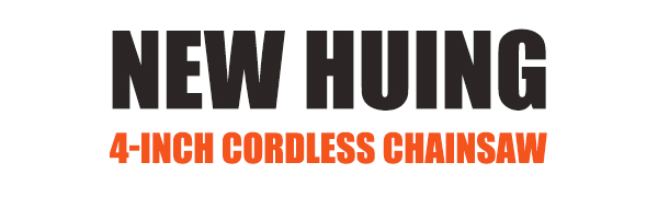 4-INCH CORDLESS CHAINSAW