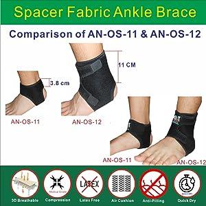 irufa,ankle,wrap,brace,support,achillies,tendon,plantar,fasciitis,arthritis,men,women,left,right
