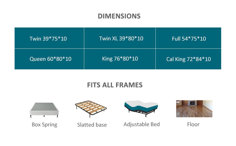 king mattress king size mattress in a box cooling gel memory foam mattress foam bed mattress medium