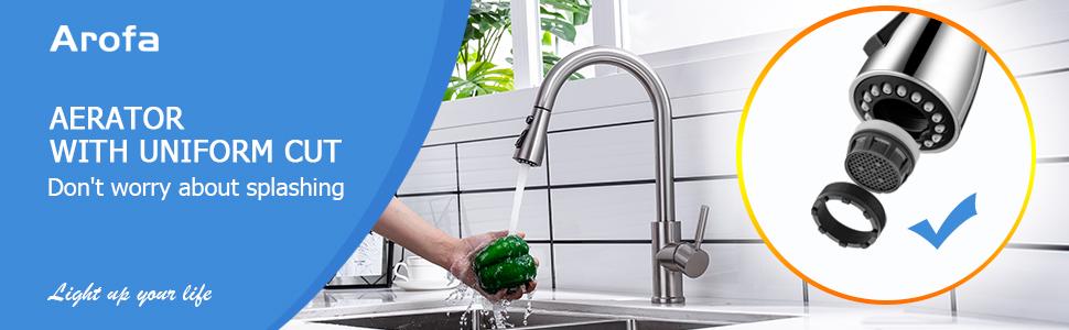 sink faucet aerator
