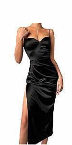 Maxi Cocktail Dress