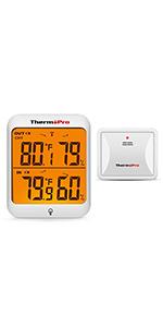 indoor ourdoor thermometer