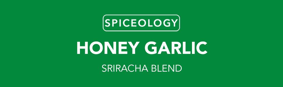Spiceology - Honey Garlic