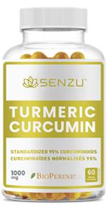 turmeric curcumin ginger antioxidant joint support arthritis