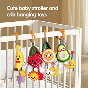 soft crib toy