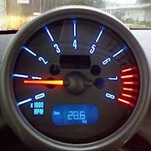 171//25 # led blue cms 3528 plcc /> 650mcd-tl 2 smd blue 25pcs -