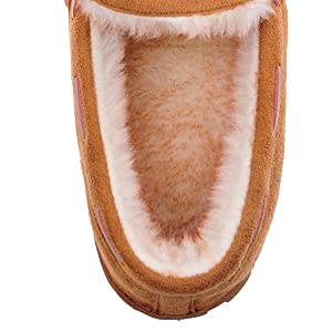 cozy mens slippers