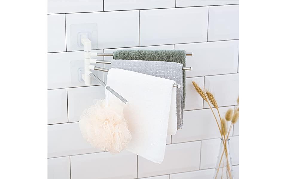 towel hanger for bathroom