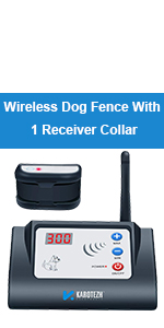 882C-1 Wireless Dog Fence