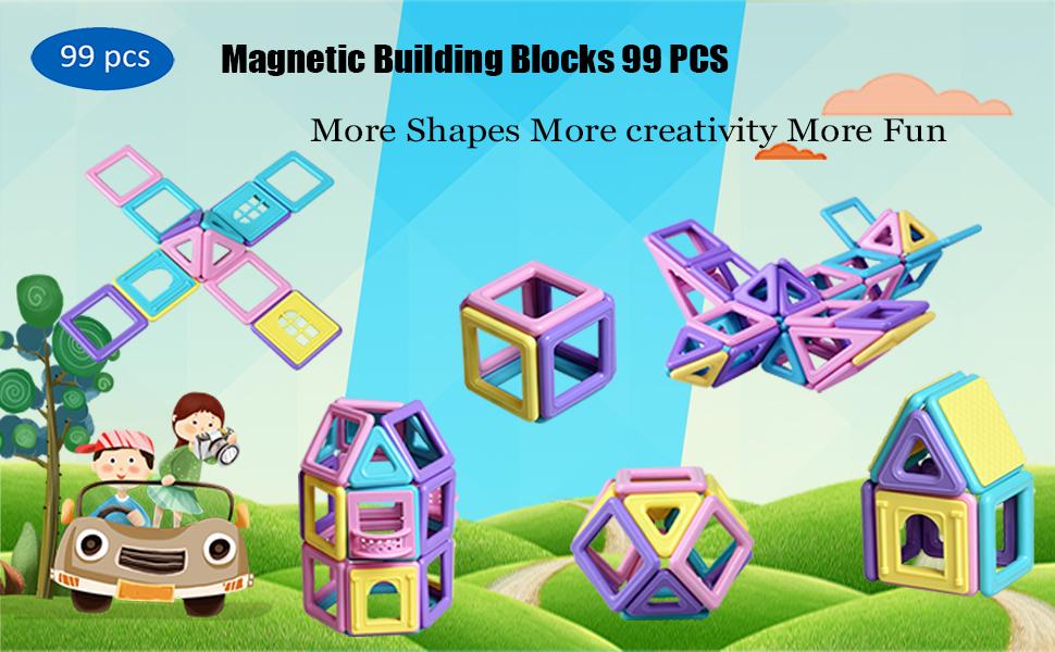 magnetic tiles for kids