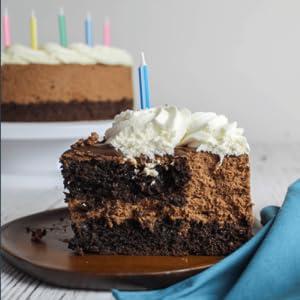 Keto and Co chocolate cake